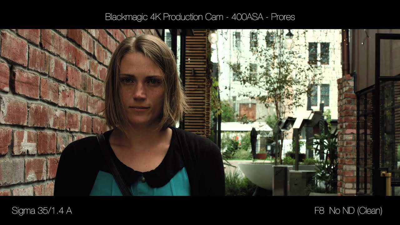 Sigma 18-35 and Sigma 35 Art Comparison | Blackmagic 4K - YouTube