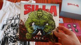SILLA - VOM ALK ZUM HULK (Limited Fan Edition) UNBOXING