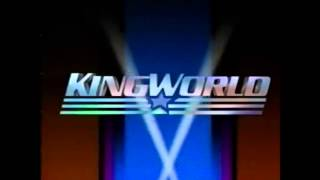 Kingworld Productions logo (1990)