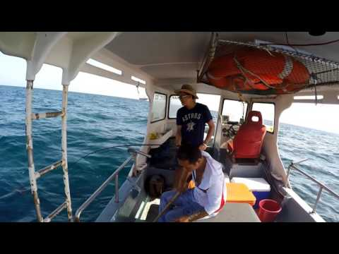 Offshore Fishing Malaysia