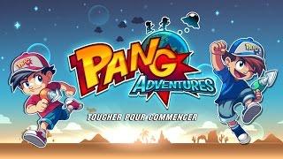 Pang Adventures - Gameplay Android, iPhone et iPad par KickMyGeek