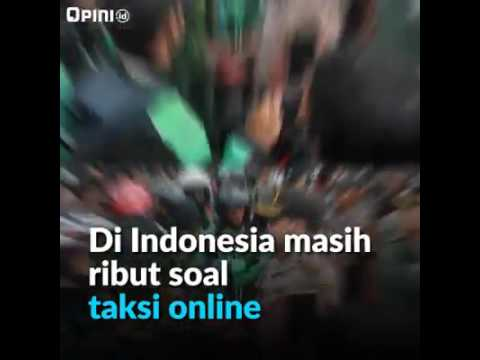 ribut ribut taxi online