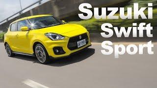 山道精靈 靈活駕馭|Suzuki Swift Sport
