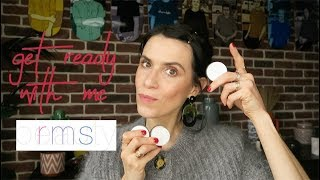 Get ready with me: focus marque green RMS Beauty (vidéo soins + make up)