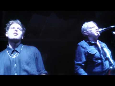 """Gang Of Four - """"We Live As We Dream, Alone"""" - The Loving Touch - Ferndale, MI - Sept 28, 2015"""