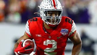 J.K. Dobbins Ultimate Highlights 🔥 Ohio State RB 2019 SZN 💨 2020 NFL Draft Prospect JK