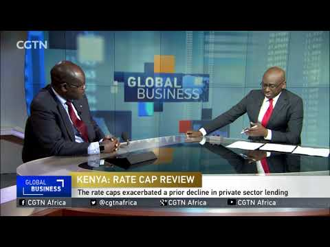 INTERVIEW: Is Kenya's rate cap law behind reduced loan uptakes?