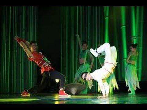 Group Snake Man's creative cool dance China's Got Talent 3 Week 5