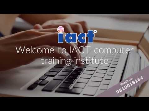 IACT Institute for Advanced Computer Technology, Computer