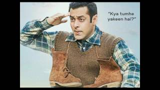 Tubelight movie song radio music ringtone (hit songs music collection)