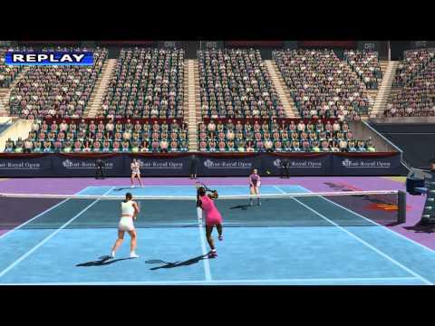 Dolphin Emulator 4.0-4701 | WTA Tour Tennis [1080p HD] | Nintendo GameCube