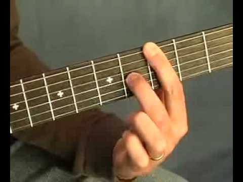 Dave Matthews Tripping Billies Chords and Tab - YouTube