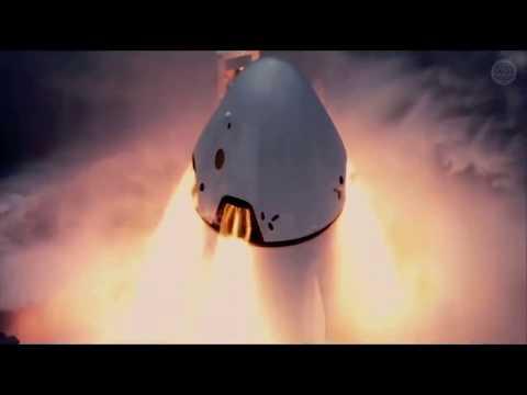 Капсула Илона Маска Crew Dragon была уничтожена во время испытаний | Новые данные