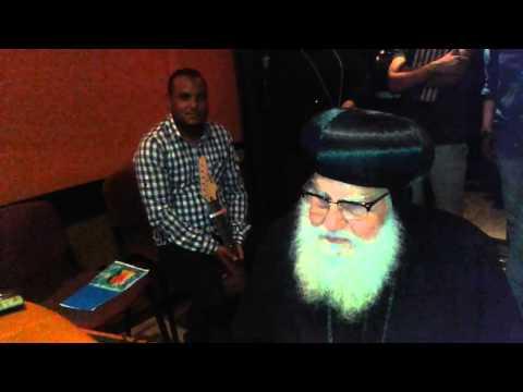 Thamar Elro7 Choir (Making 1) -  (كورال ثمر الروح (شعار الكرازة ٢٠١٥