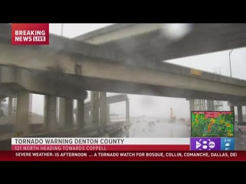 Multiple Tornado Warnings, Severe Weather Damage Hits North ...