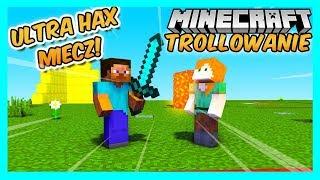 Minecraft Trollowanie #67 - ODPALAM CZITY GRACZOM!
