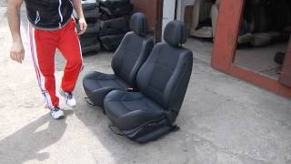 RL-2 - Renault Laguna - передние
