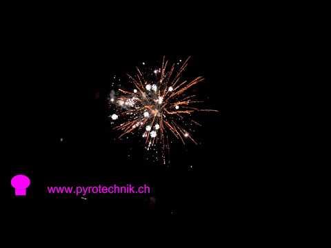 Partyfeuerwerk Bild 1   Motto PYRO ART