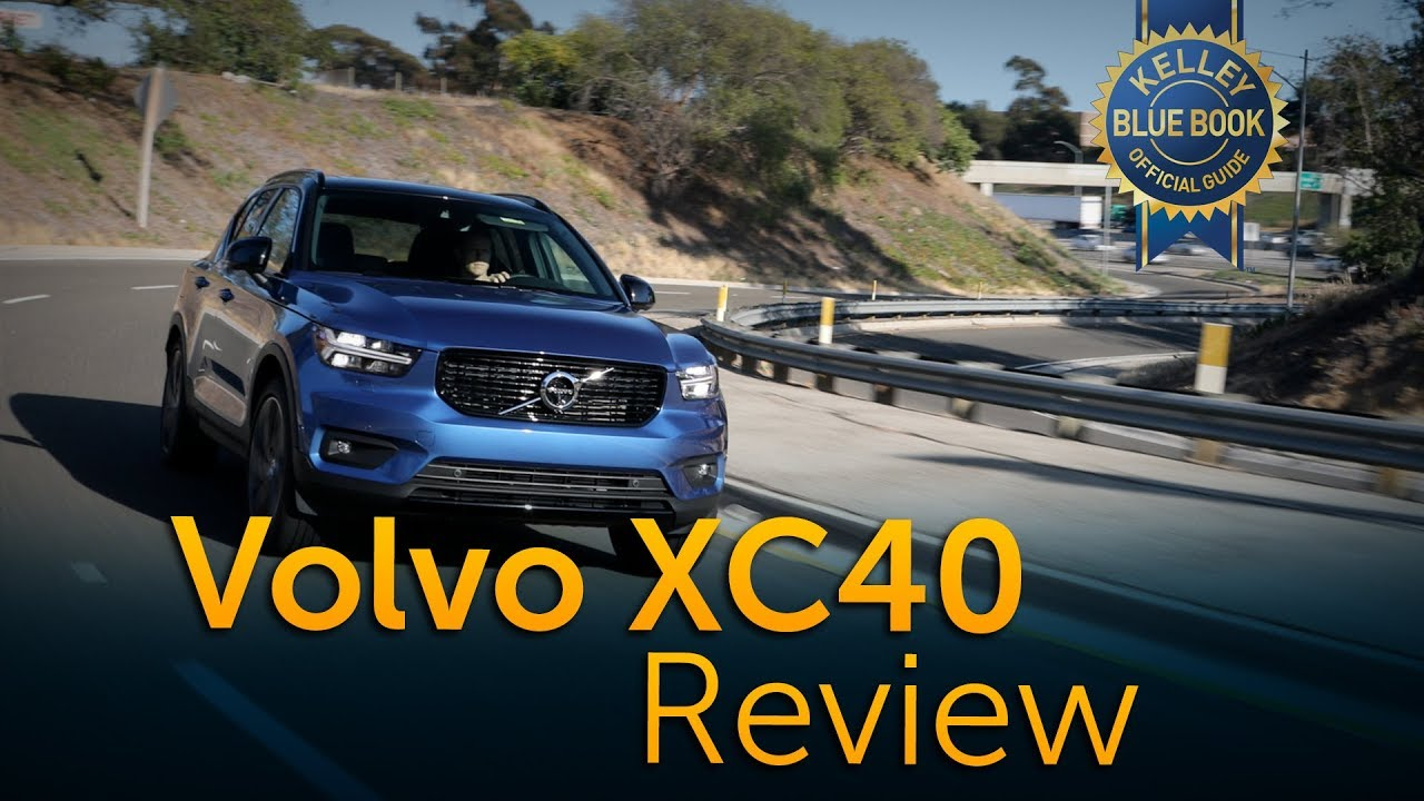 2019 Volvo Xc40 Review Road Test