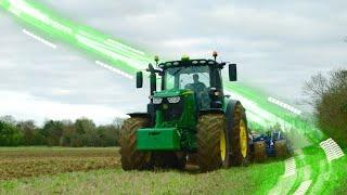 Agricoltura di precisione John Deere