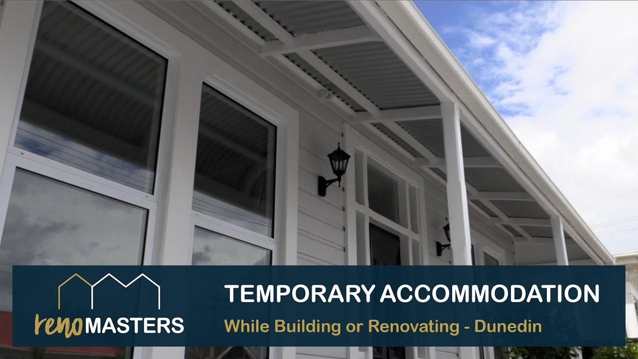 Temporary Accommodation Available Dunedin 2021