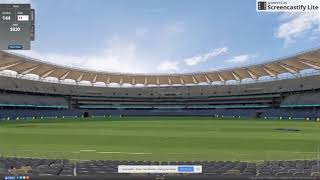 West Coast Eagles version of the Virtual Stadium