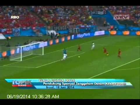 ANTV TOPIK Kemenangan Spanyol Di Piala Dunia 2010 Sudah ...