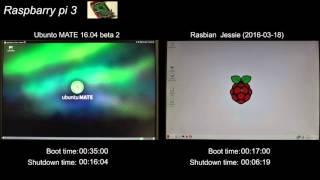 Video Raspberry Pi 3 - Ubuntu MATE and Raspbian compared download MP3, 3GP, MP4, WEBM, AVI, FLV April 2018