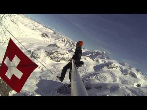 High Wire - News - Freddy Nock - Guinness World Records - highest - tightrope - walk - Switzerland