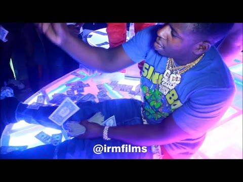 Blac Youngsta Throws $20,000 at Vlive Dallas Performs Tissue Supposed to be wshh by IRM FILMS