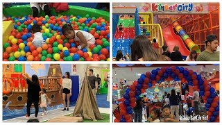 Indoor Playground at KinderCity Evia Lifestyle Center