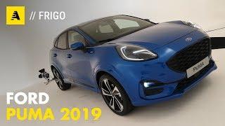 Ford Puma 2019 | Dal rally al B-SUV Mild Hybrid