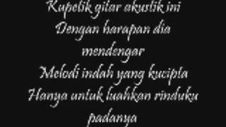Aizat - Lagu Kita ( w/lyrics )