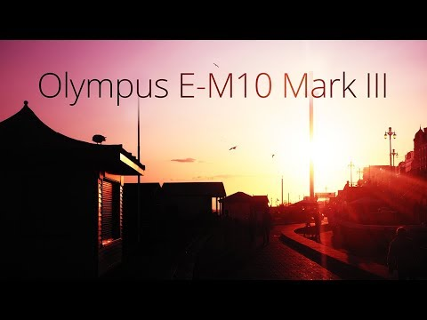 OLYMPUS OM-D E-M10 MARK III: First Look with Gavin Hoey