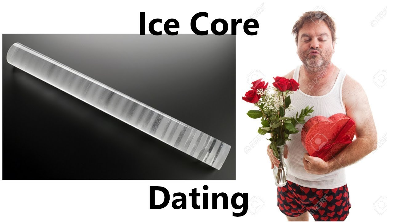 Ice core dating creationisme