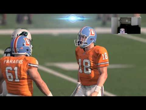 Madden 16 S3G1: Broncos vs Panthers