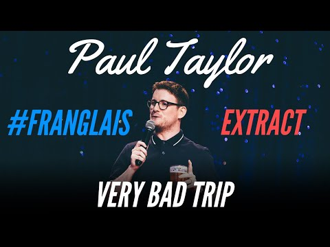 FILM TITLES IN FRANCE - #FRANGLAIS - PAUL TAYLOR