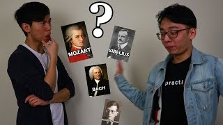 Classical Composers Charades thumbnail