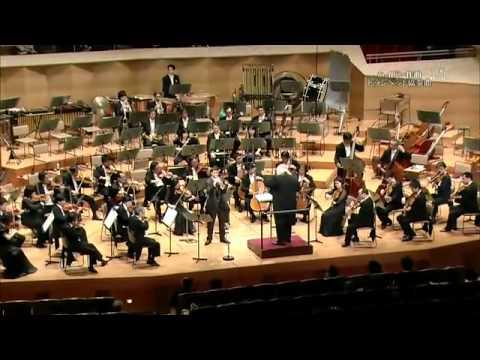 Rubén Simeó trompeta. Haydn Trumpet Concerto 3M Leif Segerstam Yomiuri Nippon Symphony Orchestra