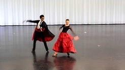 Spanischer Tanz  -Duett (Staatliche Ballettschule Berlin)