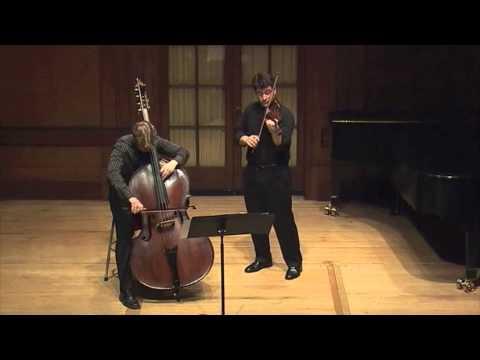 Handel Halvorsen Passacaglia performed by Joel Link and Derek Zadinsky