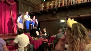 Walt Disney World Vacation September 2014: Day 5 Part 2 - Hoop Dee Doo Revue (Episode 135)