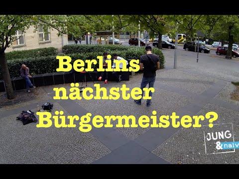 Raed Saleh, Berlins nächster Bürgermeister? - Jung & Naiv: Folge 199