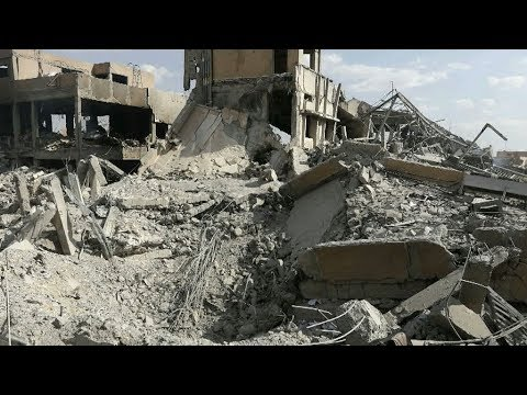 The Heat: US coalition airstrikes in Syria Pt 2