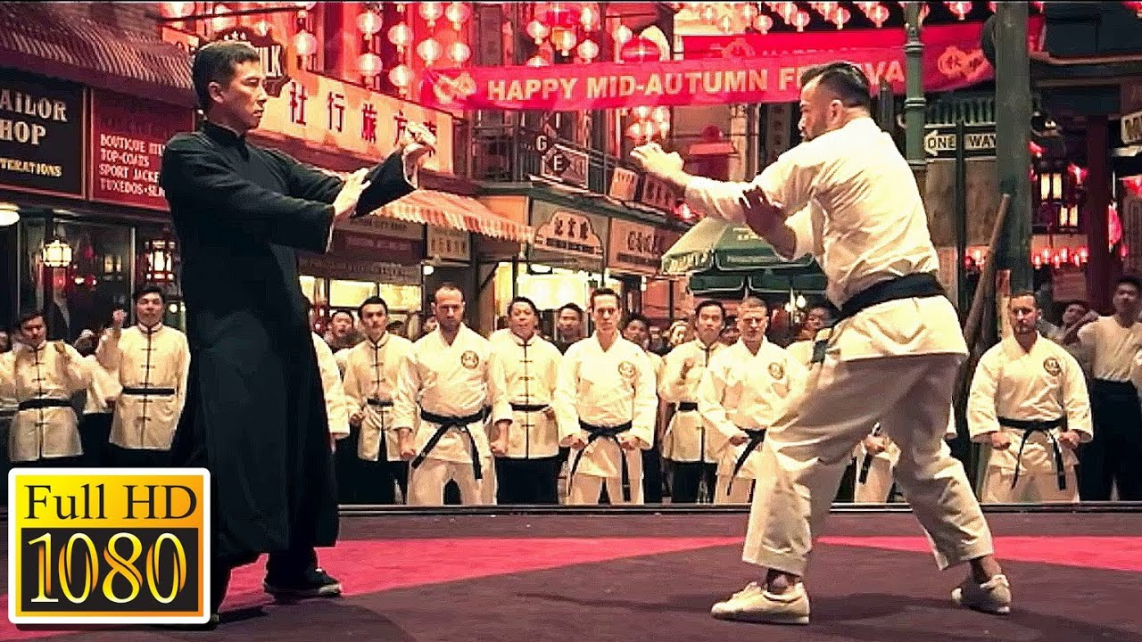 Donnie Yen vs Masters - Wing Chun vs Kungfu | Training Highlights