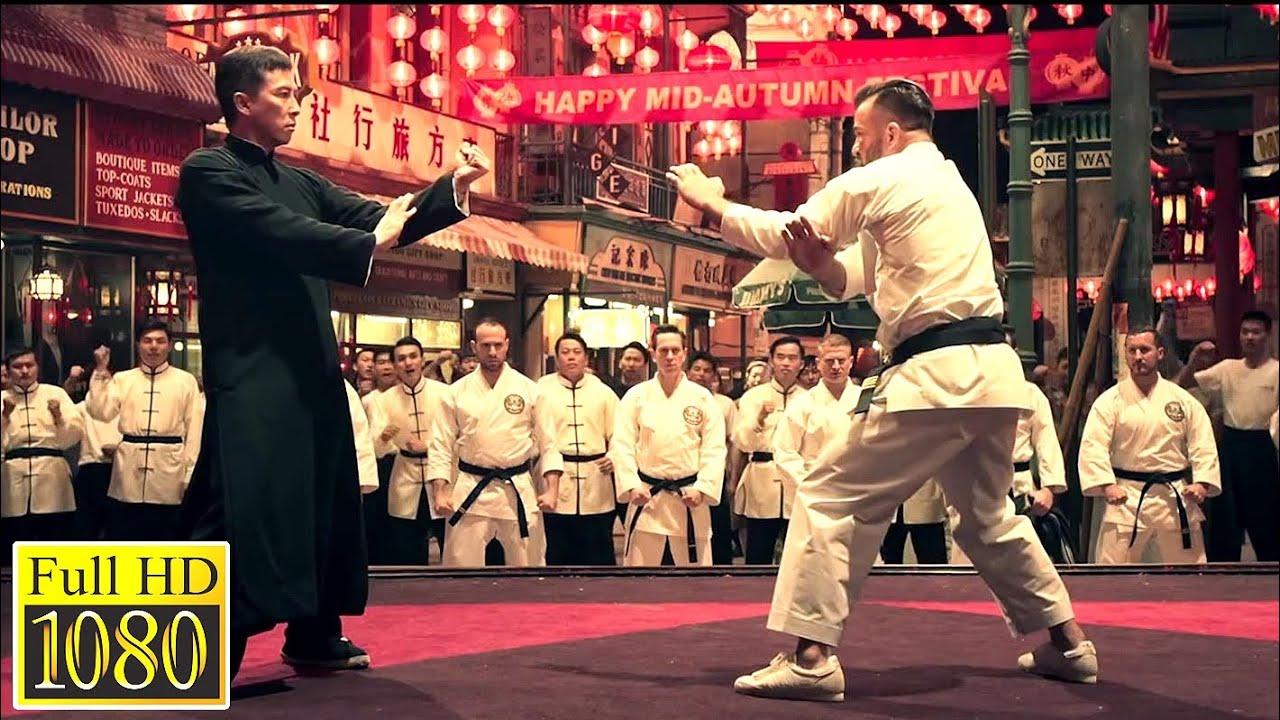 Download Ip Man vs Karate Master (Wing Chun vs Karate) Ip Man 4 HD