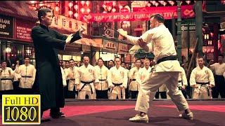Ip Man vs Karate Master - 1 vs 1 - Fight Scene - Ip Man 4 The Finale HD 2020 Thumb