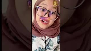 Awek Bigo : Awek Tudung kena banned tak pakai bra
