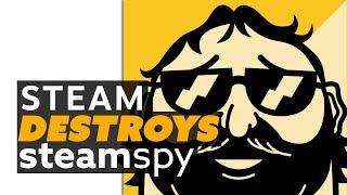 Valve KILLS Steam Spy Over Privacy! - Game News