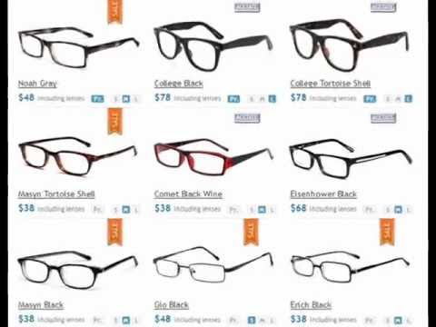 Low Cost Prescription Eye Glasses High Quality Youtube